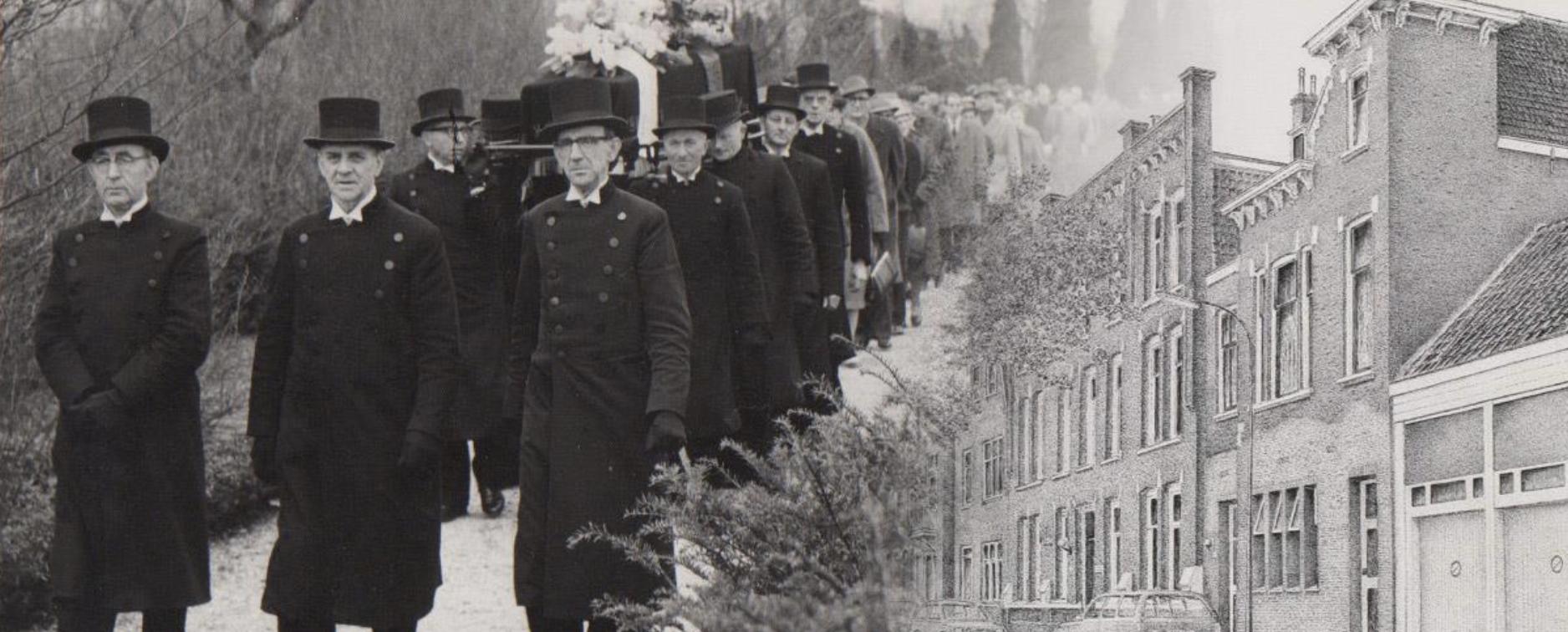 Geschiedenis D&O uitvaartverzorging Dordrecht