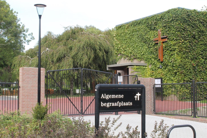 Begraafplaats Barendrecht