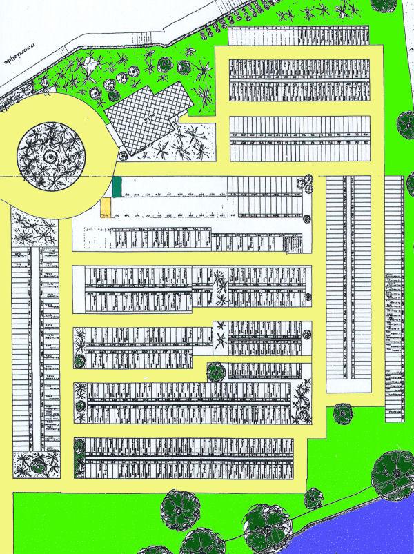 plattegrond-oud-klein-Begraafplaats-Oud-Alblas