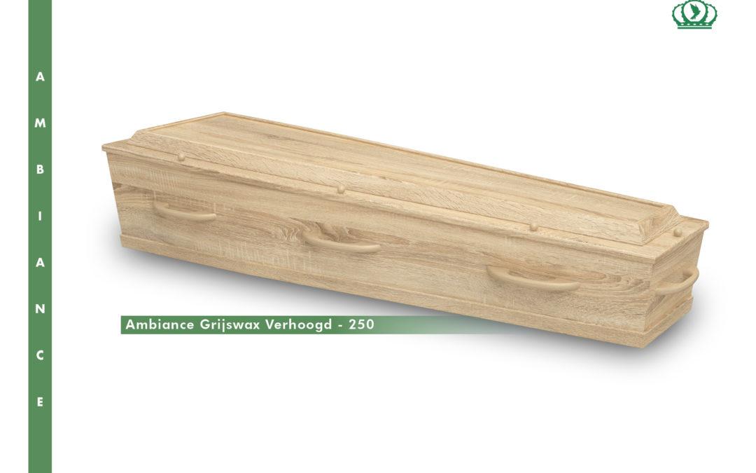 Ambiance Grijswax Verhoogd – 250