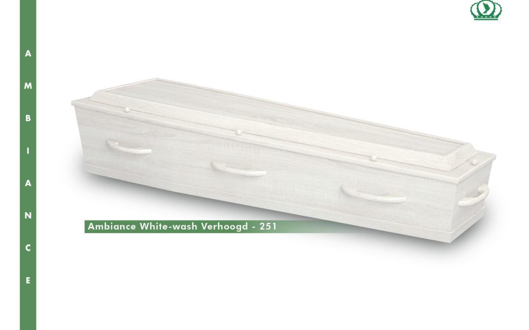 Ambiance White-Wash Verhoogd – 251